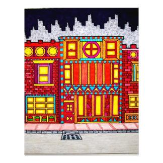 Childhood Bronx by Piliero Custom Flyer