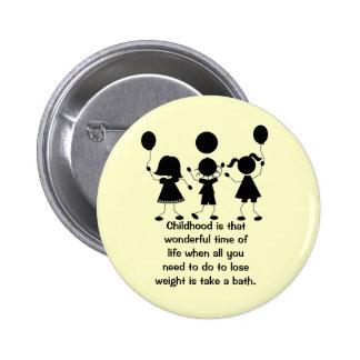 Childhood Button