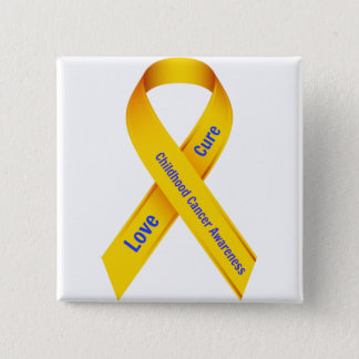 Childhood Cancer Awareness Badge