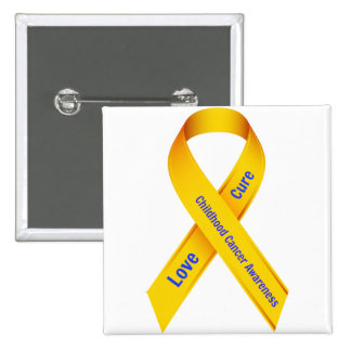 Childhood Cancer Awareness Badge