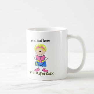 Childhood Cancer Awareness Basic White Mug