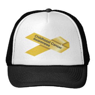 Childhood Cancer Awareness Hat