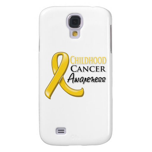 Childhood Cancer Awareness Ribbon Samsung Galaxy S4 Cover