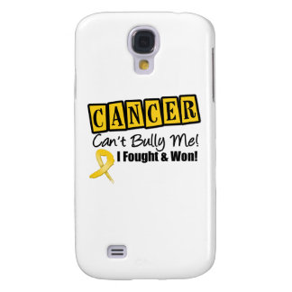 Childhood Cancer Can't Bully Me...I Fought I Won Galaxy S4 Cases