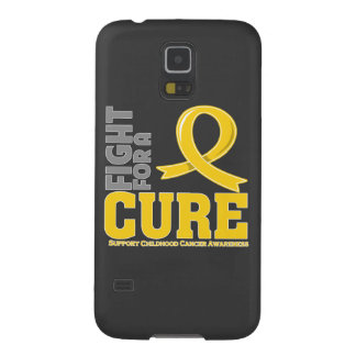Childhood Cancer Fight For A Cure Galaxy S5 Cases