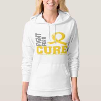 Childhood Cancer Fight For A Cure Hooded Sweatshirts