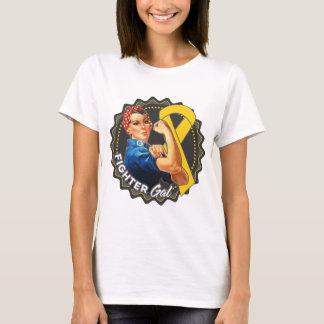 Childhood Cancer Fighter Gal T-Shirt