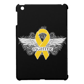 Childhood Cancer Fighter Wings iPad Mini Cover