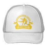 Childhood Cancer - Freedom From Cancer Survivor Mesh Hats