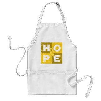 Childhood Cancer HOPE Cube Apron