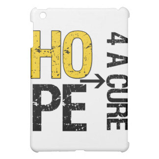 Childhood Cancer Hope For a Cure iPad Mini Cases