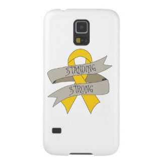 Childhood Cancer Standing Strong Case For Galaxy S5