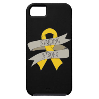 Childhood Cancer Standing Strong iPhone 5 Cover