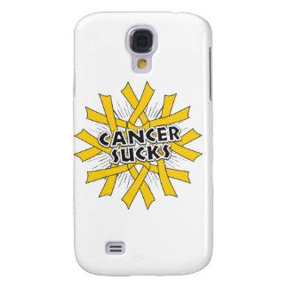 Childhood Cancer Sucks Samsung Galaxy S4 Cases