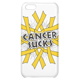 Childhood Cancer Sucks Cover For iPhone 5C