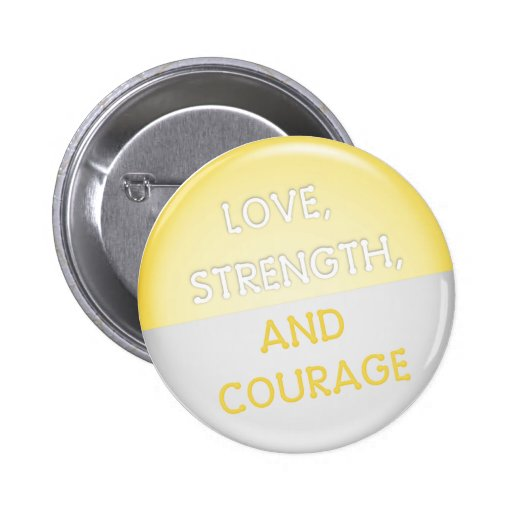 Childhood Cancer Support Button