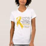 Childhood Cancer Support Strong Survivor Tee Shirts