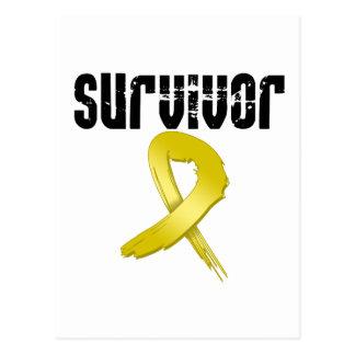 Childhood Cancer SURVIVOR Postcard
