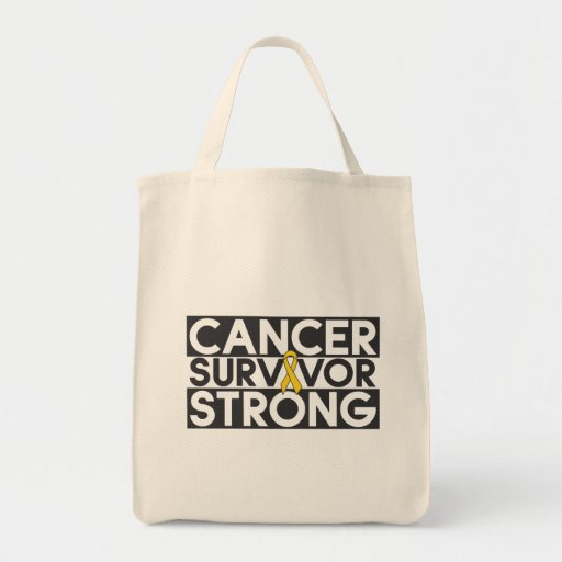 Childhood Cancer Survivor Strong Bag