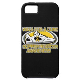 Childhood Cancer Walk For A Cure iPhone 5 Cases