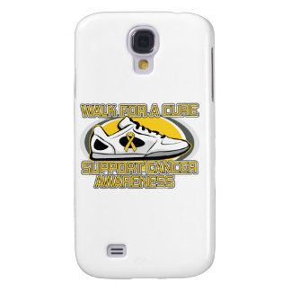 Childhood Cancer Walk For A Cure Galaxy S4 Cover