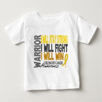Childhood Cancer Warrior Infant T-Shirt