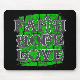 Childhood Depression Faith Hope Love Mouse Pad