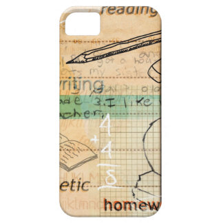 Childhood Education Montage iPhone 5 Case