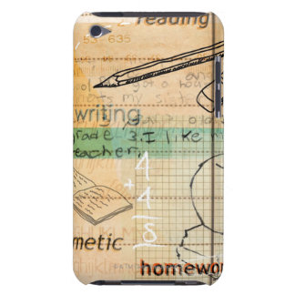 Childhood Education Montage iPod Touch Case-Mate Case