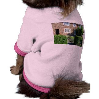 Childhood home of Paul McCartney, Liverpool UK Pet T Shirt
