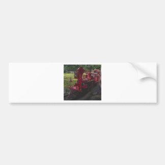 Childhood Memories Bumper Sticker
