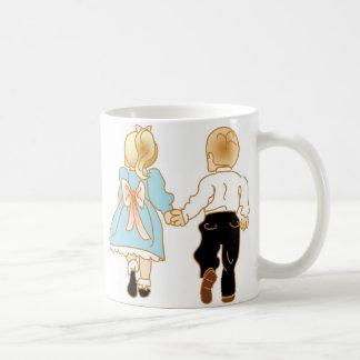 Childhood Playmates Coffee Mug