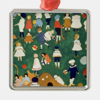 Children, 1908 christmas ornament
