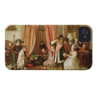 Children acting the Play Scene Act II Scene ii iPhone 4 Case