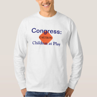 Children at Play T Shirts