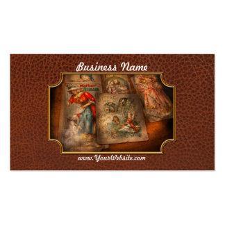 Children - Books - Fairy tales Business Card