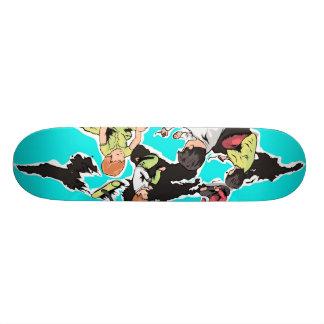 Children Creation 21.6 Cm Skateboard Deck