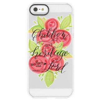 Children Heritage Permafrost® iPhone SE/5/5s Case