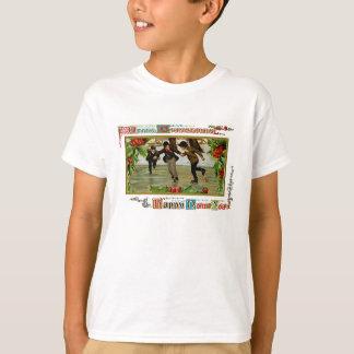 Children Iceskating T-Shirt