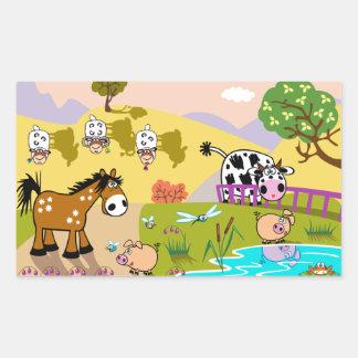 children illustration sticker