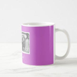 children_in_car, Stress Easy! - Customized Basic White Mug