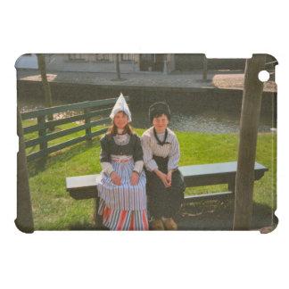 Children in Dutch National Costume Case For The iPad Mini