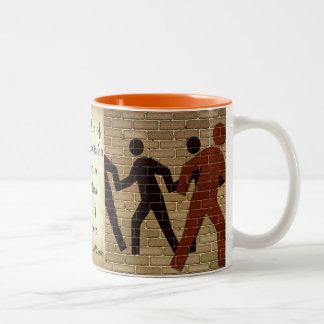 children of Adam mug