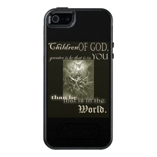 Children of God Apple iPhone SE5/5S case