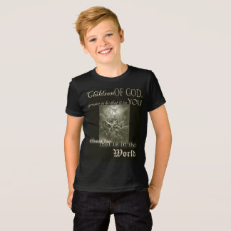 Children of God Kids Fine Jersey T-shirt