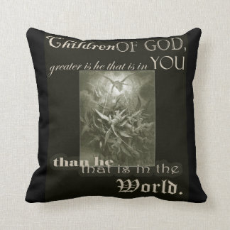 Children of God pillow