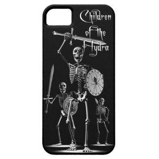 'Children of the Hydra' Skeletons iPhone Cases iPhone 5 Covers