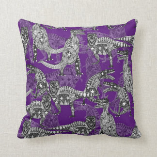 Children of the Late Cretaceous ~ purple Cushion