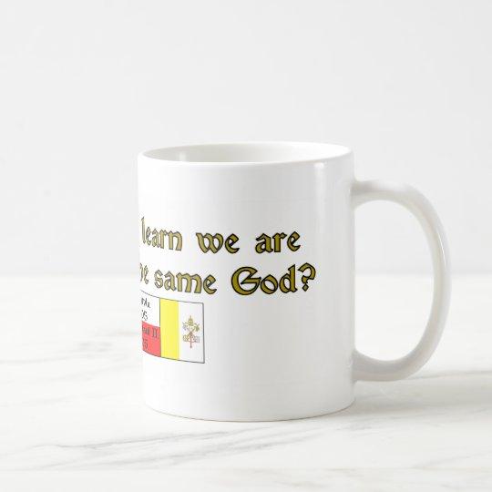 Children of the Same God 1 Coffee Mug