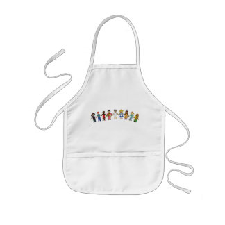 Children of the World Kids Apron